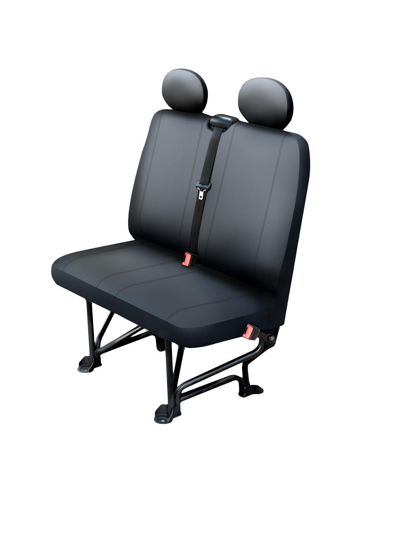 30201 CARPASSION BUS II Eco Practic Zwart, Kunstleer, Voor Aantal onderdelen: 1-delig, Grootte: M Stoelhoes 30201