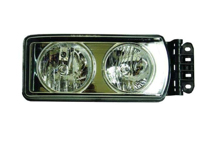 LKQ Headlight for IVECO - item number: KH9710 0147