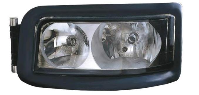 LKQ Reflektor do MAN - numer produktu: KH9715 0113