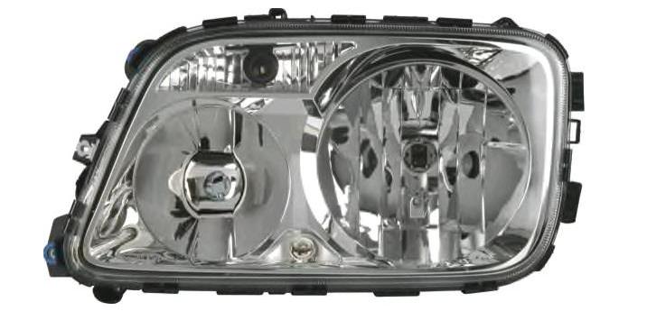 LKQ Reflektor do MERCEDES-BENZ - numer produktu: KH9720 0101