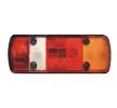 LKQ Lichtscheibe, Schlussleuchte für MERCEDES-BENZ - Artikelnummer: KH9720 0757