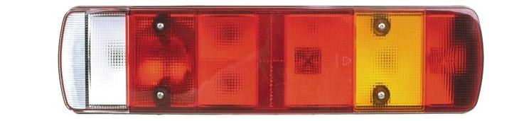 Fanale posteriore KH9730 0704 LKQ — Solo ricambi nuovi