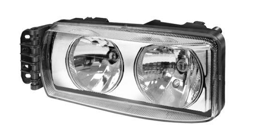 LKQ Headlight for IVECO - item number: KH9710 0141