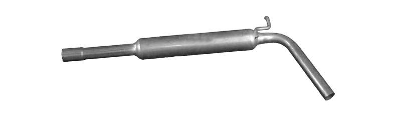 18.022 IZAWIT Mittelschalldämpfer - online kaufen