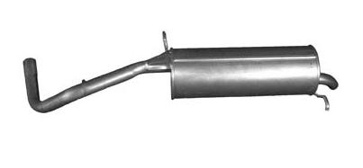 IZAWIT: Original Nachschalldämpfer 18.031 ()