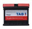 buy Starter battery 189054 at any time