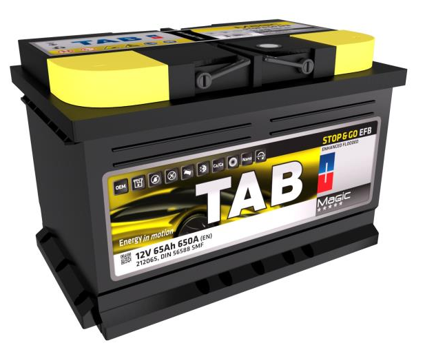 Autobatterie TAB 212065