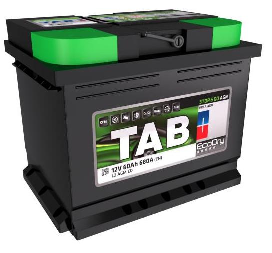 Starterbatterie TAB 213060