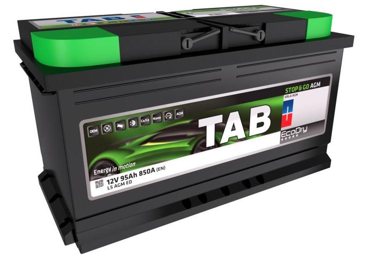 BMW X4 2015 Akkumulator - Original TAB 213090 Kälteprüfstrom EN: 850A, Spannung: 12V, Polanordnung: 00