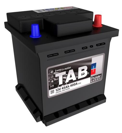 Batteri TAB 245445 Recensioner
