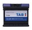 246044 TAB Starterbatterie - online kaufen