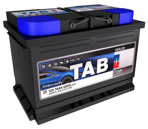TAB Starterbatterie 246074