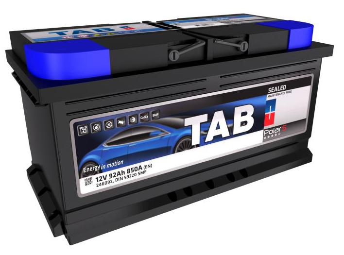 Original IVECO Starterbatterie 246092