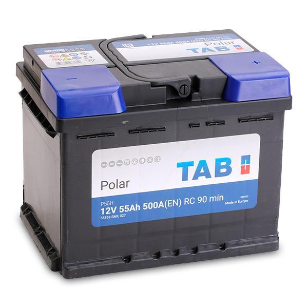 OE Original Starterbatterie 246455 TAB