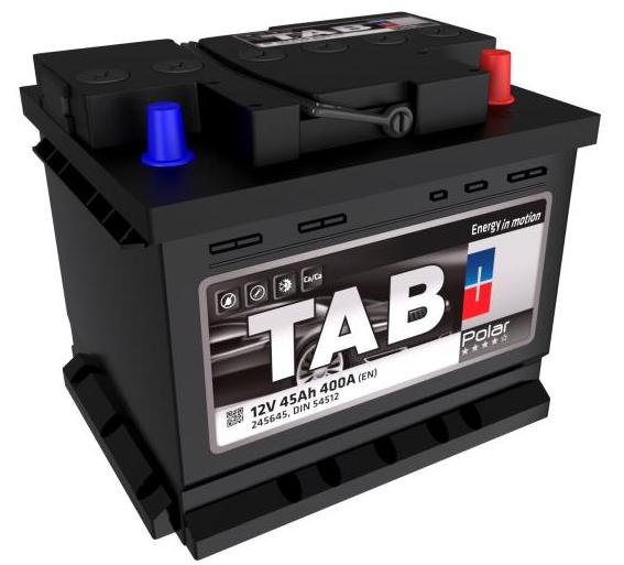 Achetez Électricité auto TAB 246646 (Courant d'essai à froid, EN: 400A, Volt: 12V, Disposition pôles: 0, 00) à un rapport qualité-prix exceptionnel