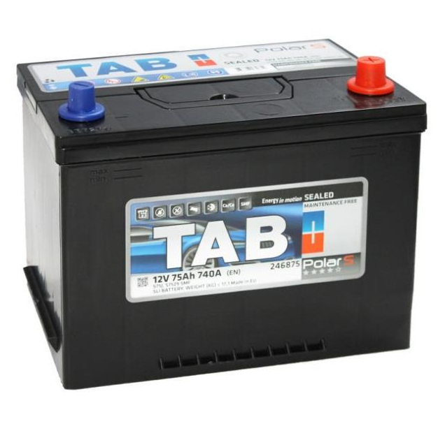 Original DACIA Batterie 246875
