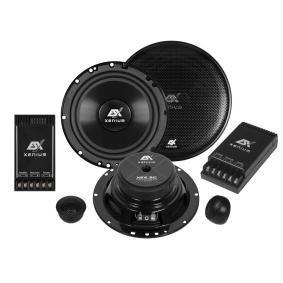 XE6.2C ESX Ø: 165mm, Ø: 25(tweeter)mm, mit Schutzgitter, 6.5Zoll, Leistung: 400W Mengeneinheit: Paar Lautsprecher XE6.2C günstig kaufen