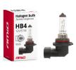 AMiO Clear Glühlampe, Fernscheinwerfer 51W, HB4, Halogen 01480