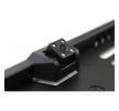 01016 Cámara de visión trasera 12V, negro, con LED, estanco, sin sensor, posterior de AMiO a precios bajos - ¡compre ahora!