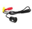 01595 Zpětná kamera 12V, černá, s LED, bez senzoru od AMiO za nízké ceny – nakupovat teď!