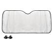 01534 Solskydd till bilfönster Antal: 1, Vindruta, PE (polyetylen), L: 150cm, B: 80cm från AMiO till låga priser – köp nu!