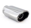 01303 Terminales de escape 65mm, 52mm de AMiO a precios bajos - ¡compre ahora!