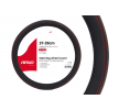 01355 Steering wheel protectors Black, Ø: 37-39cm, PP (Polypropylene) from AMiO at low prices - buy now!