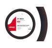 01355 Copri volante nero, Ø: 37-39cm, PP(Polipropilene) del marchio AMiO a prezzi ridotti: li acquisti adesso!