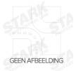 01357 Stuurhoezen Grijs, Ø: 37-39cm, Kunstleer, Polyester van AMiO tegen lage prijzen – nu kopen!