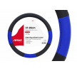 01359 Coberturas de volante azul, preto, Ø: 37-39cm, PP (polipropileno) de AMiO a preços baixos - compre agora!