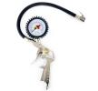 01279 Манометри за гуми 0 - 10бар, присъединителна резба: 1/4 BSP, пневматичен, 350мм, с измервателен часовник от AMiO на ниски цени - купи сега!