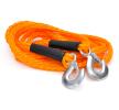 AMiO 01281 Abschleppseil Auto orange niedrige Preise - Jetzt kaufen!