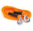 01281 Car tow rope Orange from AMiO at low prices - buy now!