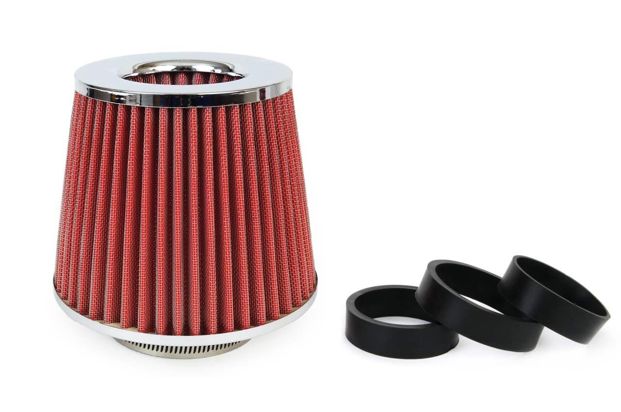 AMiO AF-Chrome Sportovni filtr vzduchu 01282 KYMCO