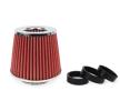 AMiO AF-Chrome Sportowy filtr powietrza 01282