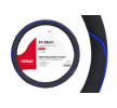 01363 Steering wheel protectors Black, Blue, Ø: 37-39cm, PP (Polypropylene) from AMiO at low prices - buy now!