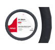 01378 Steering wheel protectors Black, Ø: 37-39cm, PVC from AMiO at low prices - buy now!