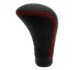 01345 Univerzální hlavice řadící páky černá, červená od AMiO za nízké ceny – nakupovat teď!