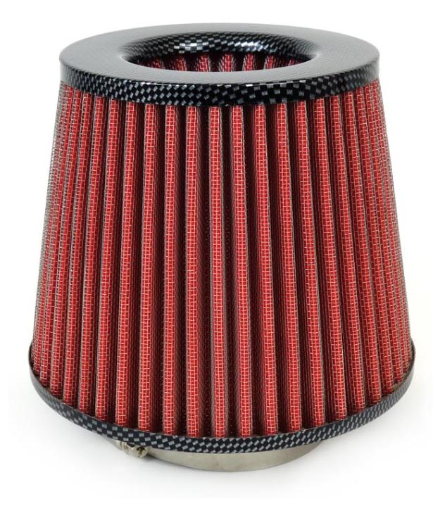 AMiO AF-Carbon Sportluftfilter 01713 YAMAHA