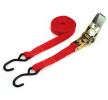 01724 Lyftstroppar / stroppar med krokar, Längd: 5m från AMiO till låga priser – köp nu!