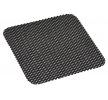 01725 Antislip-dashboardmatjes Lengte: 19cm, Breedte: 22cm, Zwart, PU (Polyurethaan) van AMiO aan lage prijzen – bestel nu!