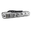 Dienos metu naudojamos šviesos 01522 Clio II Hatchback (BB, CB) 1.2 16V 75 AG originalios dalys - Pasiūlymai