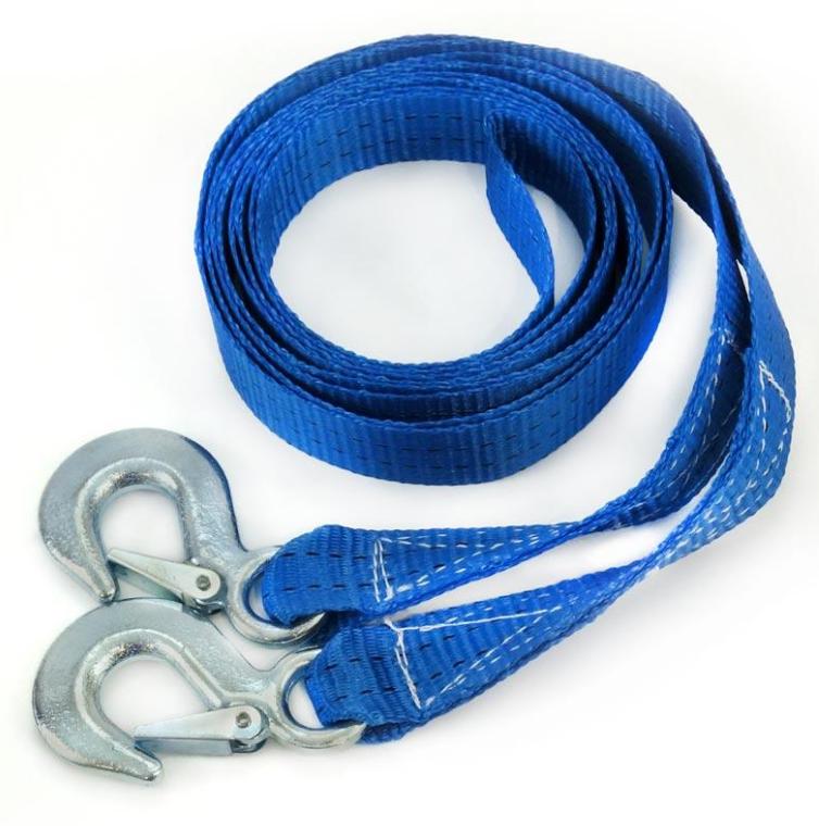 02009 PAS-KAM blau Abschleppseile 02009 günstig kaufen