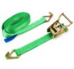 02025 Lyftstroppar / stroppar med krokar, Längd: 6m från PAS-KAM till låga priser – köp nu!