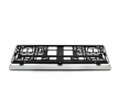 01163 License plate frames Silver from UTAL at low prices - buy now!