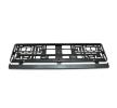01165 Suporte de chapa de matrícula carbono, cromado de UTAL a preços baixos - compre agora!