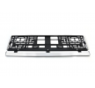 01164 Soporte para placa de matrícula cromo, cromado de UTAL a precios bajos - ¡compre ahora!
