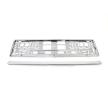 01170 Soporte para placa de matrícula cromado de UTAL a precios bajos - ¡compre ahora!