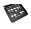 01166 Soporte para placa de matrícula revestido de UTAL a precios bajos - ¡compre ahora!