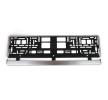 01646 Kentekenplaat houders Zilver, Gecoat van UTAL tegen lage prijzen – nu kopen!